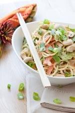 Kelp-noodles: Afslanken dankzij zeewierpasta!
