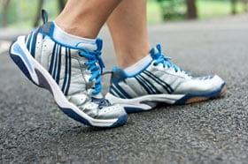 Hoe kies ik de ideale sportschoen c.q. fitness-schoen?