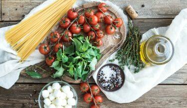 De ingrediënten van de mediterrane keuken…