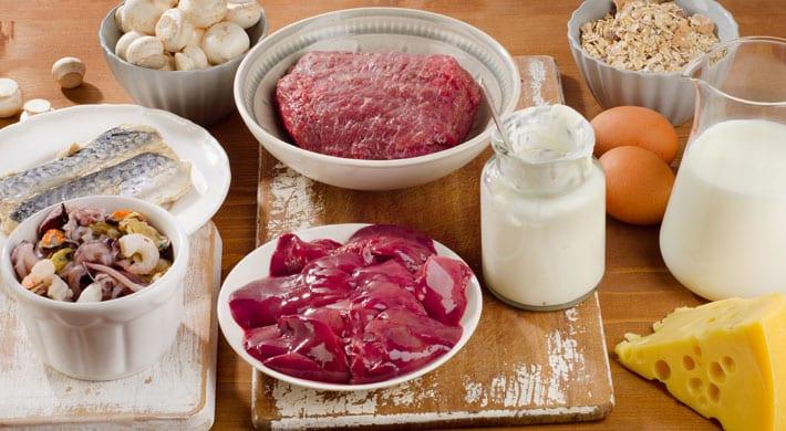 lijst cholesterolarme voeding
