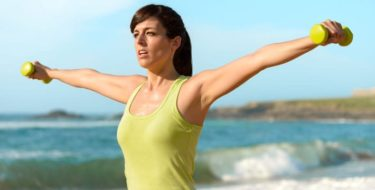 Sporten helpt vreetbuien voorkomen!