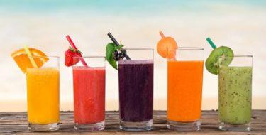 vruchtensap is ongezond