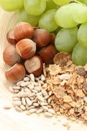 Uiterlijke verzorging van binnenuit door goede voeding