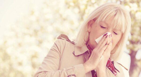 10 sneaky plekken waar pollen & allergenen zich verstoppen