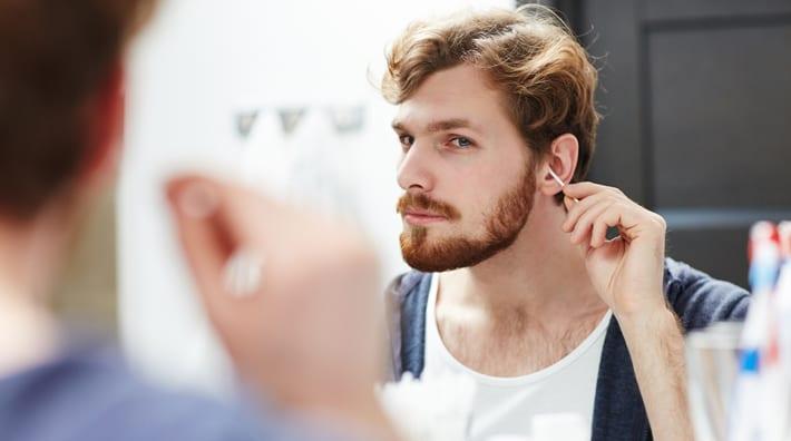 jeuk in je oren gehoorgangontsteking