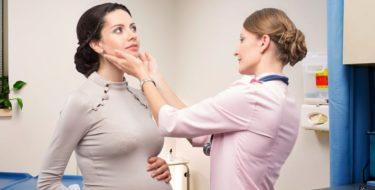 zwanger radioactieve schildklierbehandeling vruchtbaar